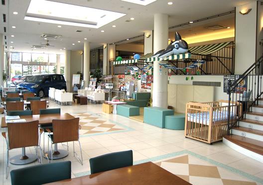 山口店 ショールーム