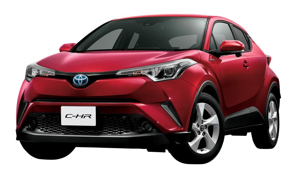 新型車C-HRが発売! | 山口でト...