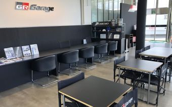 GR Garage 山口 CERUMO ショールーム